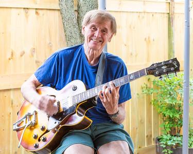Bob Meyers, Guitarist
