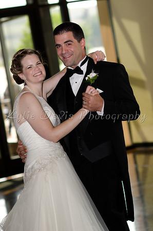 Andrea & John's wedding