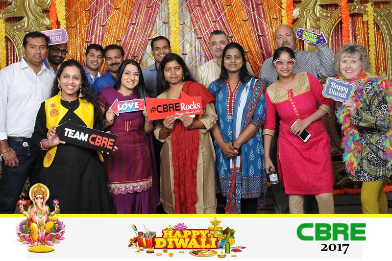 CBRE Diwali Party in Dallas 2017
