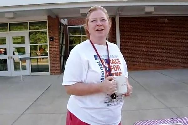 Sue and Connie's Run 2008