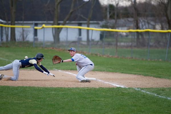 Fairfield vs. Mishawaka Marian Baseball