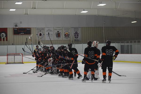 Prep Hockey vs. St. Mike's Game 2