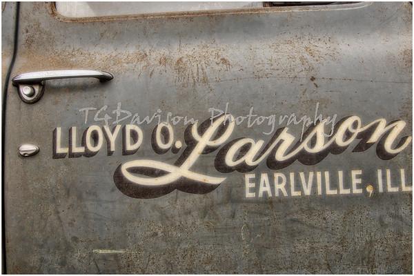 Lloyd Larson  Engine Auction 2017