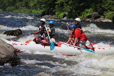 2019 Intro to Whitewater II - Younger Section