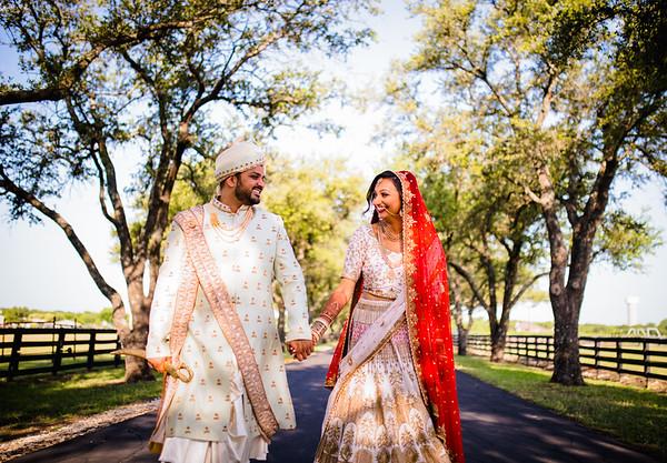 Anisha & Viraj