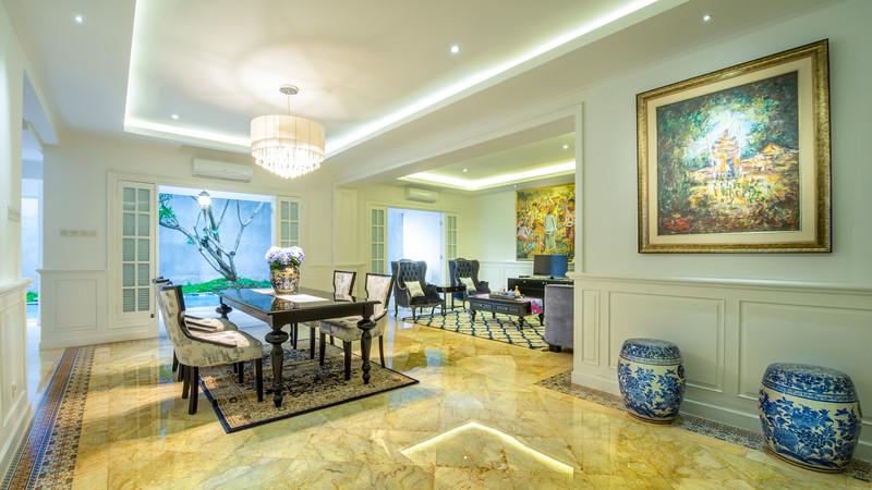 Dukuh Patra Living Room Hall