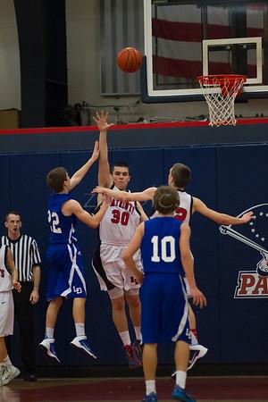Lower Dauphin vs Red Land JV Basketball