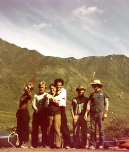 1979.07 John River, Brooks Range, Anaktuvuk Pass to Bettles