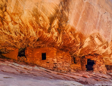5- Mule Canyon, Natural Bridges NM, Valley of the Gods