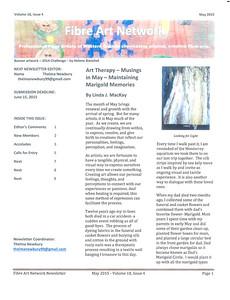 Fibre Art Network Newsletter