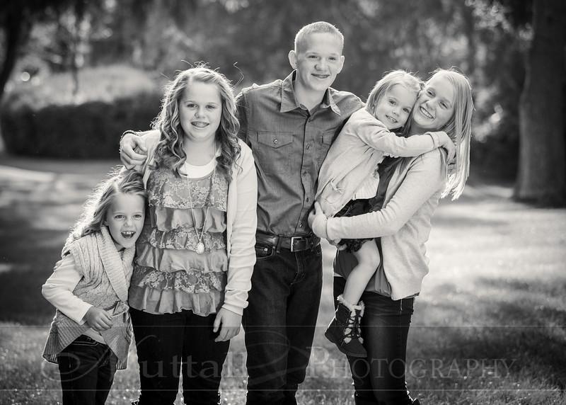 Gustaveson Family 45bw.jpg