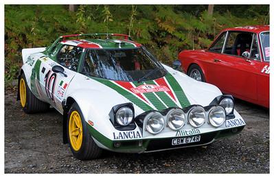 Brooklands Motorsport Day 2012