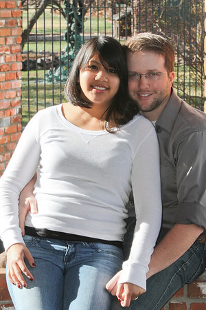 Teresa and Brett 3.22.12