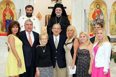 Sts. Constantine & Helen Parish Visit