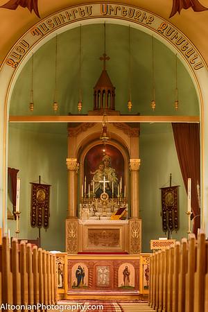 Holy Trinity Armenian Apostolic Church
