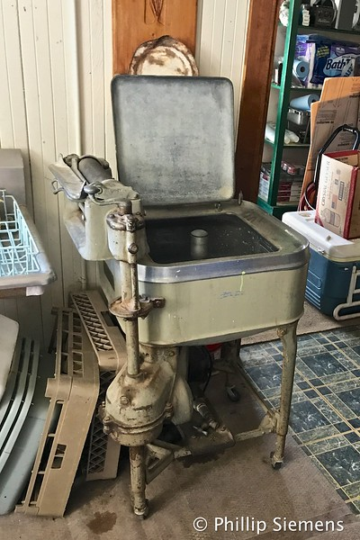 Very old Maytag