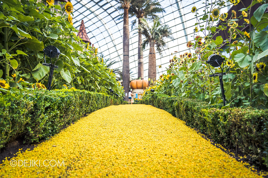 Gardens by the Bay – Sunflower Surprise / Yellow Brick Road main