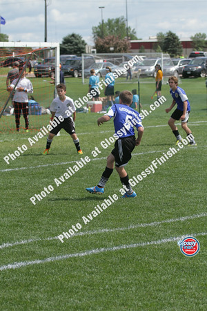 U12 Boys - Woodbury Dynamo vs MPLS United Yellow