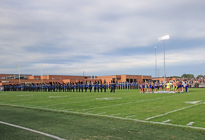 CHS Football and Marching Band Aug 24