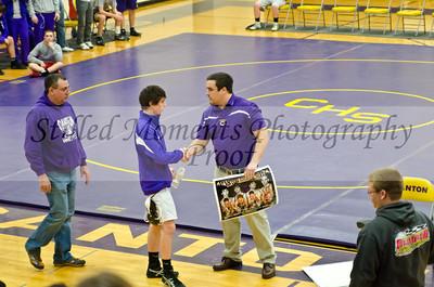 Canton High School Wrestling 2011-2012