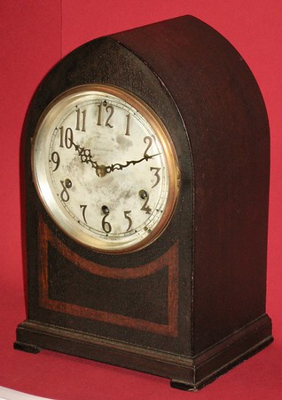 Seth Thomas No. 124 Beehive Mantel Chime Clock