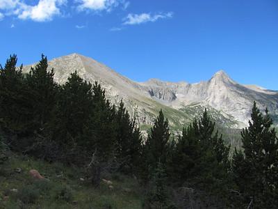 Music Pass, CO Hike  8-17-14