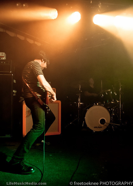 ...And You Will Know Us By The Trail Of Dead + Sincerely, Grizzly @ Corner Hotel, Melbourne - 22 May 2013