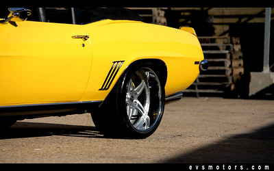 Bumble Bee 1969 Camaro