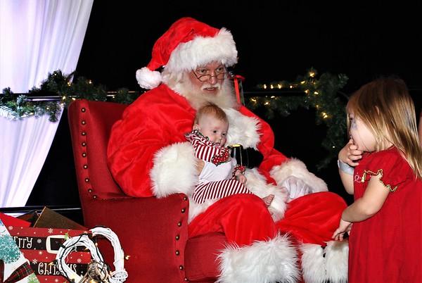 2017 Santa & Me