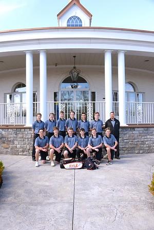 Ryle's Golf Team