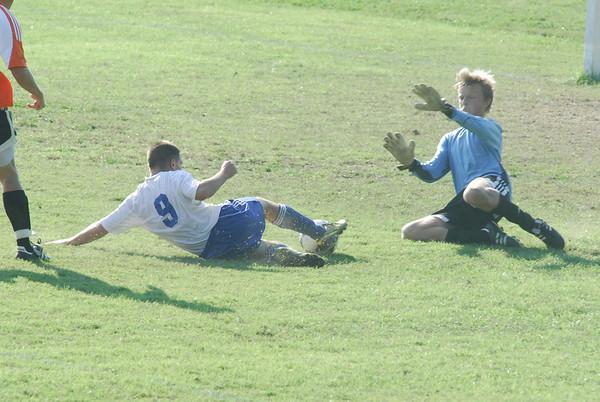 Varsity Soccer vs. Woodberry Forest