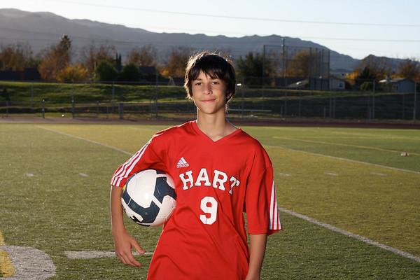 Soccer Team Photos 2009