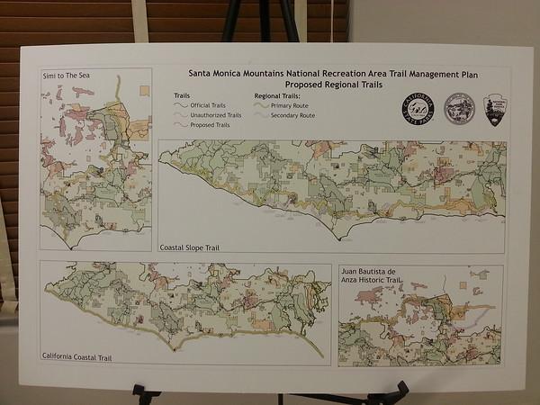 2014-04-20 - Santa Monica Mountains Trail Master Plan Meeting