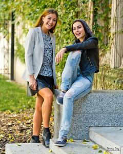 Alessya & Anastasiya