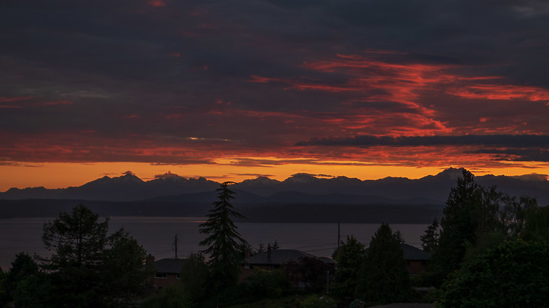 Sunset, Fauntleroy