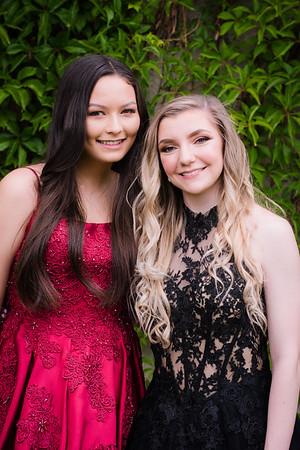 Jaydlyn and Rachel