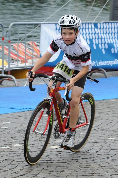 Zytturm Triathlon (Schüler + Jugend)