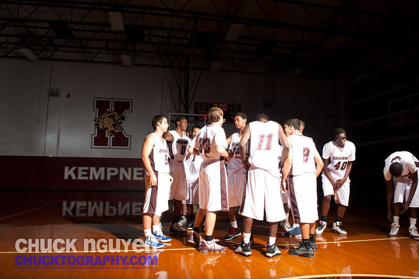 Boys Basketball 2011-12