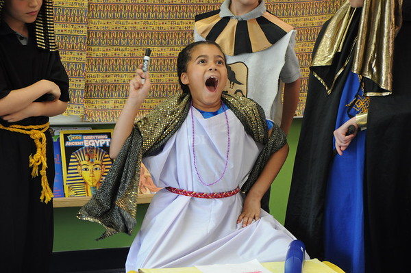 Fourth Grade Reader's Theater: The Story of Isis and Osiris