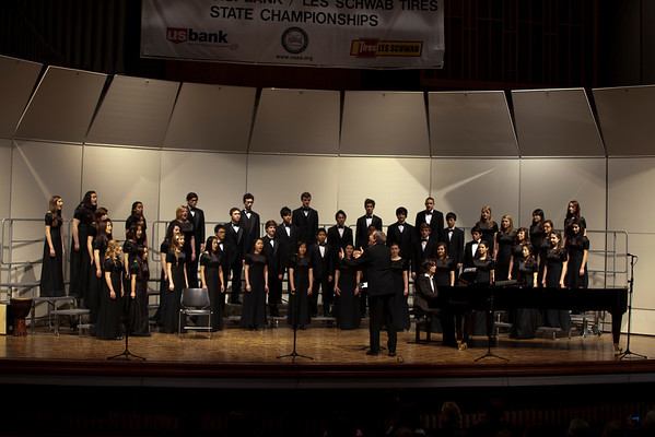 State Choir Championships 2012