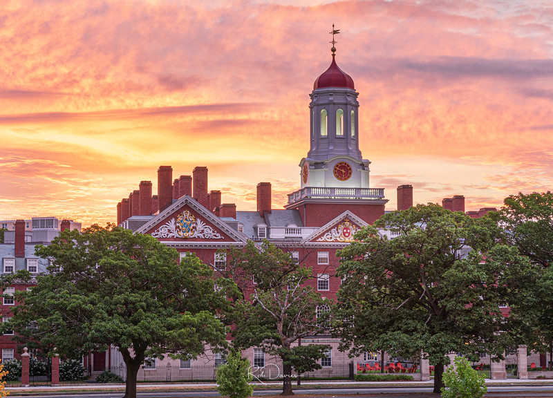 Dunster House at Harvard