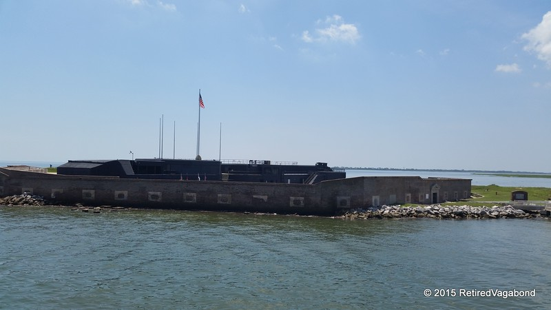 Fort Sumter, South Carolina - Near Charleston