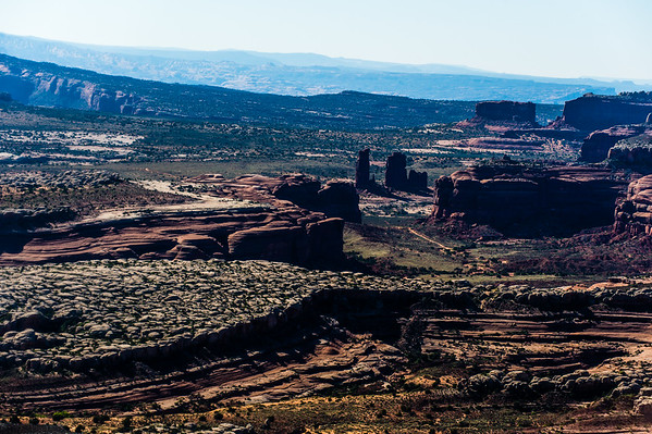 Air Tour on Arches and Canyonlands