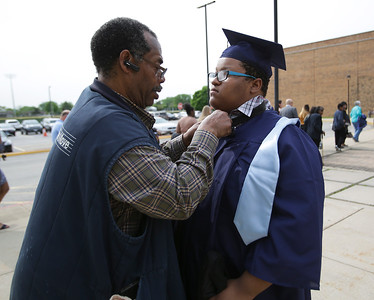 Downers Grove South graduation
