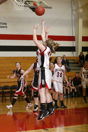 High School Girl's Basketball 2011-12