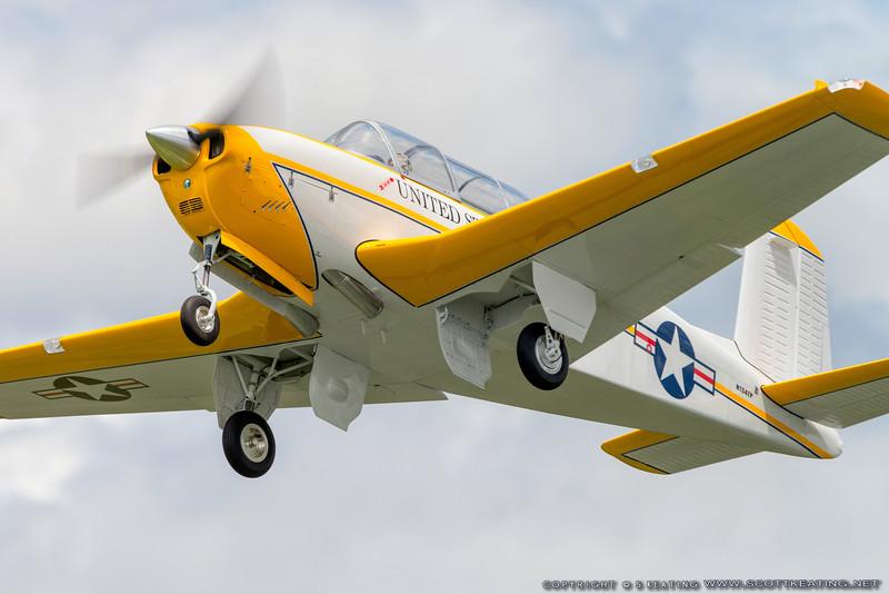 Beechcraft T34