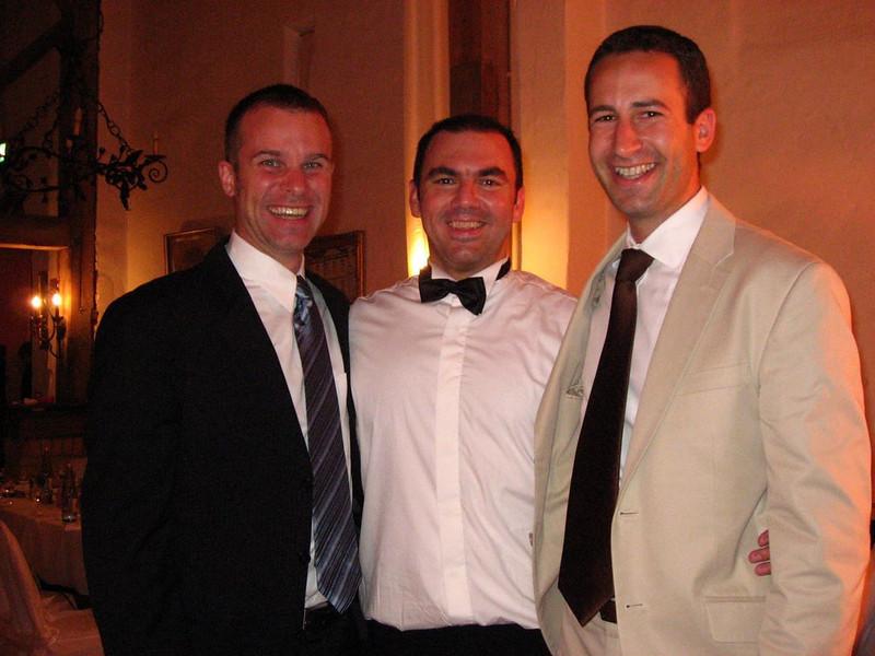 Bryan, Tim and Me