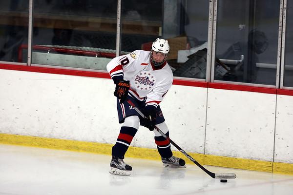 Beckman Varsity Hockey Playoffs vs HB 03.07.18