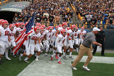 YSU Football at Pittsburgh