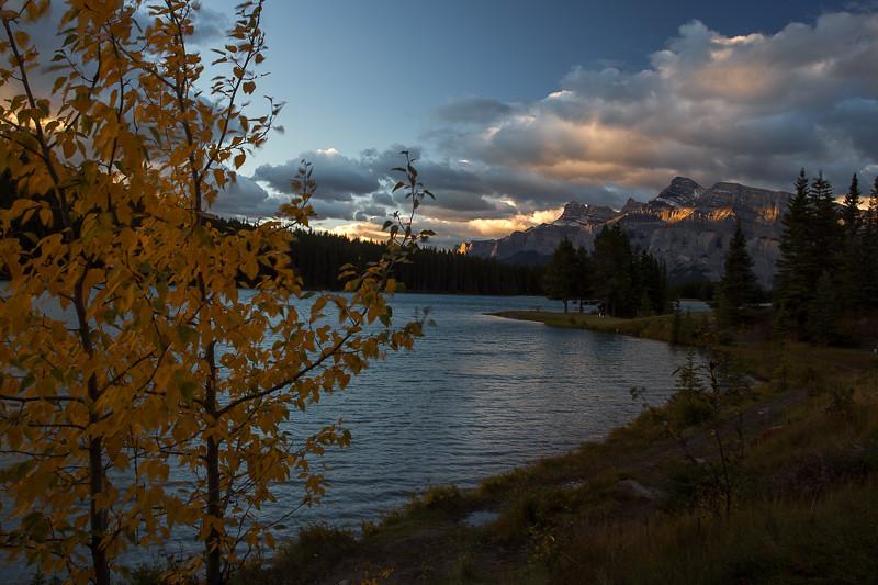 September 18 - Two Jacks  Lake, Banff National Park, Canada.jpg